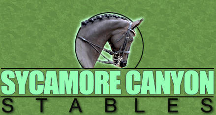 Sycamore Canyon Stables for all your horse boarding needs.